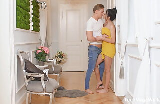 TeenMegaWorld - X-Angels - Lad spies on hottie to fuck her