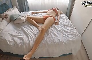 GOT HOME Foreign WORK AND WOKE HER UP TO FUCK