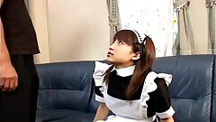 Japanese teen beefy a hot blowjob Young lady chock-a-block
