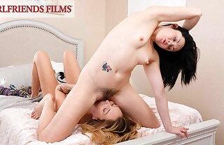 GirlfriendsFilms - Girl Finally Fucks Her College Crush