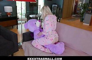 ExxxtraSmall - Hot Aurous Teen Fucked Hardcore By BWC