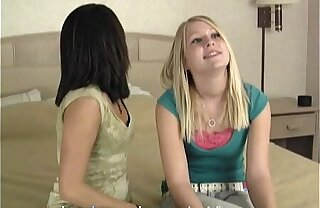Team a few Ultra Hot Teen Roommates Audition Part 1