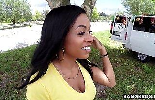 BANGBROS - Hot Latina forth big tits